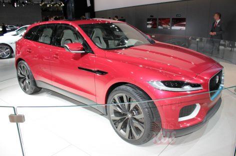 Первый внедорожник Jaguar появится совсем скоро