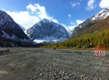 Путешествие на Land Rover Discovery на Горный Алтай. Часть третья