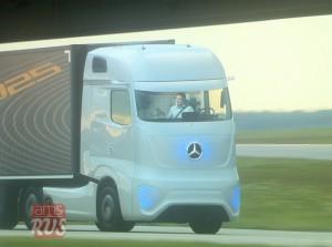 Грузовик концепт Mercedes