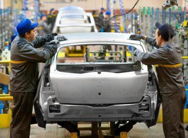 Сокращение  производства автомобилей в РФ