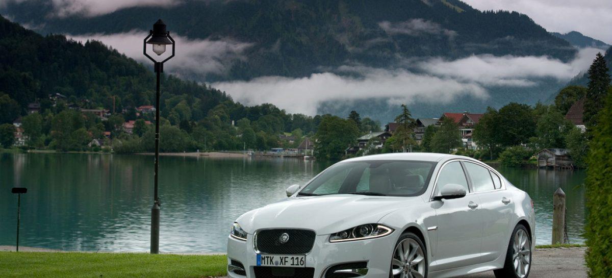 При покупке по программе Jaguar Selected можно получить хорошую машину