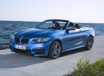 Кабриолет BMW 2-series поступит в продажу в 2015 году