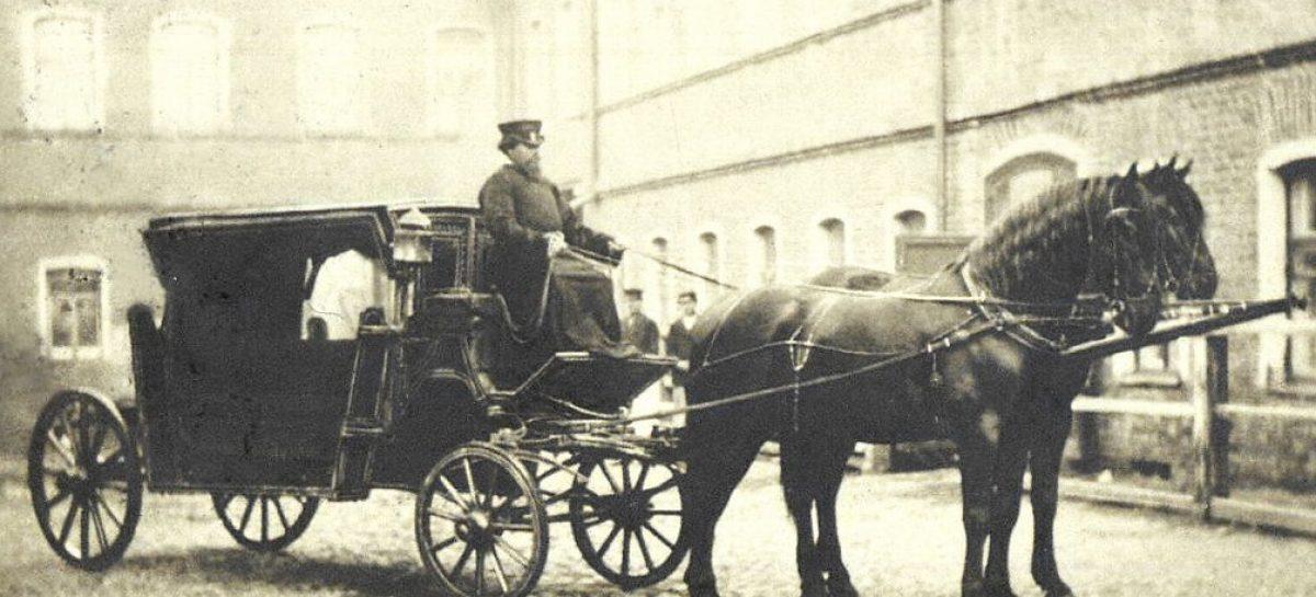 Платные парковки… для конных экипажей