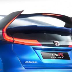Концепткар Honda Civic Type R