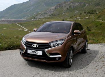 Объявлены цены на Lada XRay и Land Rover Discovery Sport