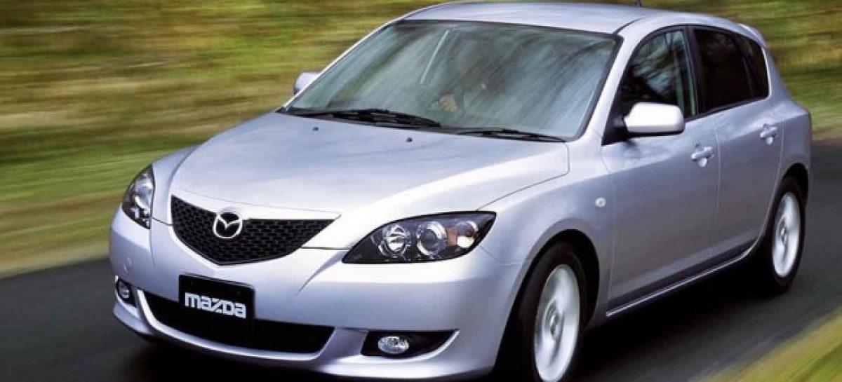 Заворачиваем дело судебное против  Mazda