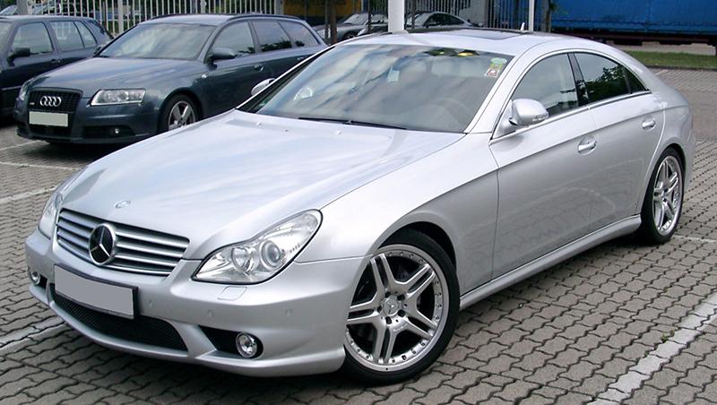 Mercedes-Benz C219