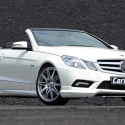 Mercedes-Benz E-class Cabriolet от Carlsson