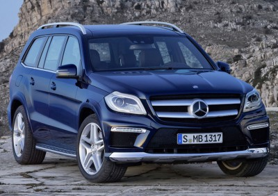 Mercedes-Benz GL 350 BlueTec 4MATIC 2013