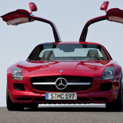 Mercedes-Benz SLS AMG Coupe 2009