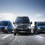 Новый Mercedes-Benz Sprinter