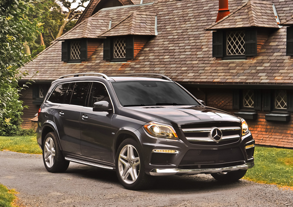Mercedes-Benz GL550 2013