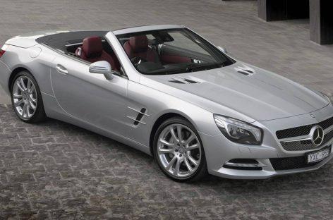Купе и кабриолеты Mercedes – машины для души