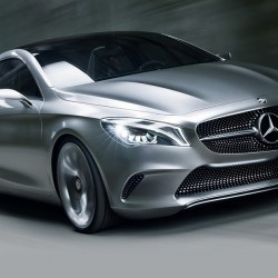 Mercedes Style Coupe Concept 2012