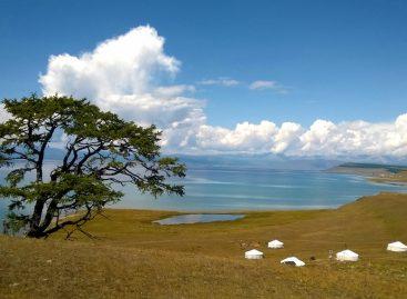 Волок.Монголия. Заход через Хубсугул