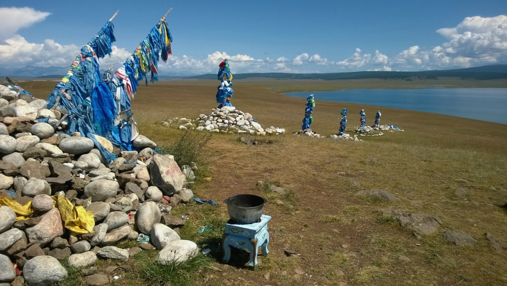 Монгольское обо