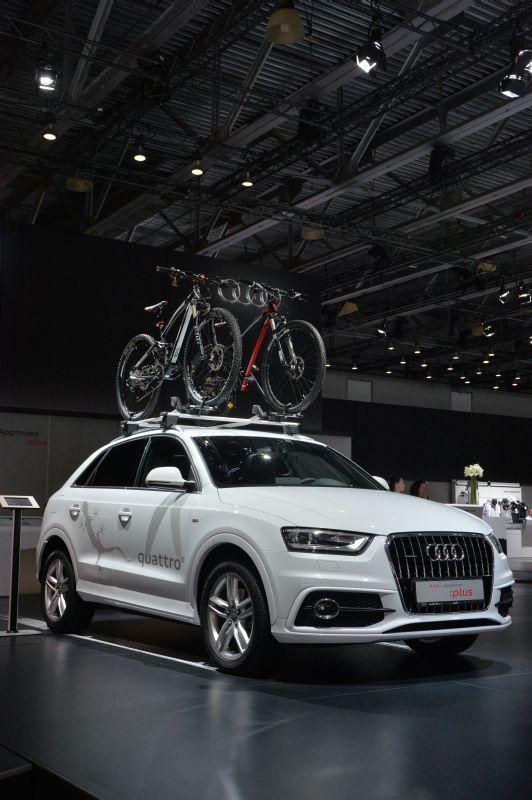 Audi MIAS 2014