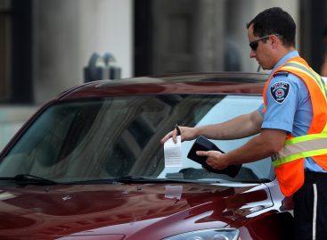 В Канаде платят за фотографию нарушителя правил парковки