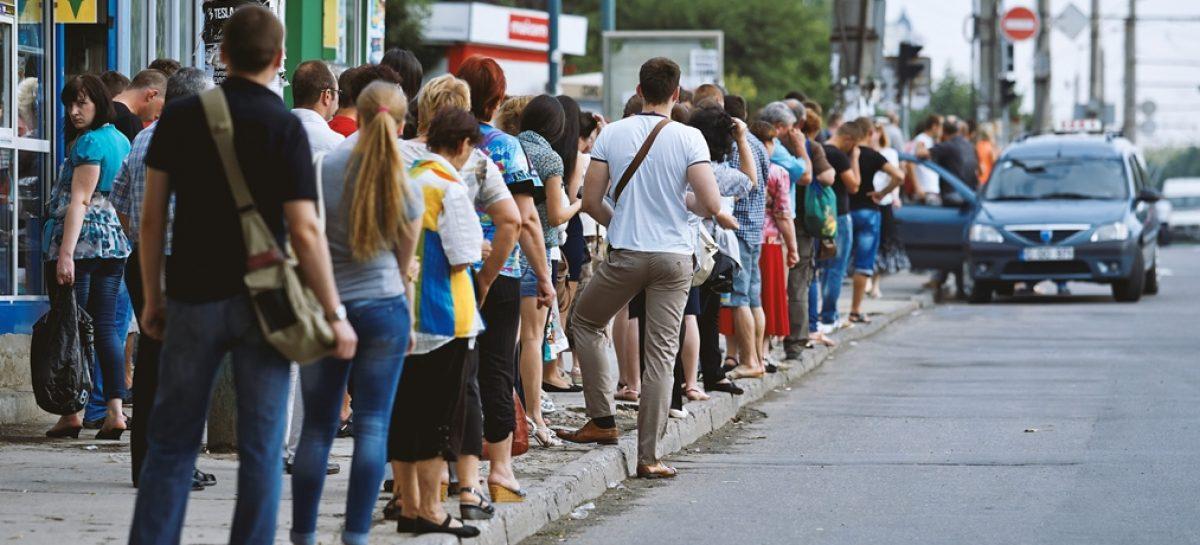 85% населения нашей страны пользуются общественным транспортом