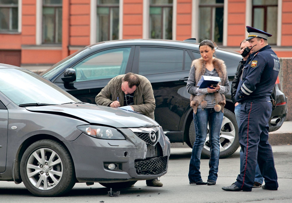 Лимит возмещения ущерба при ДТП по европротоколу увеличат до 100 000 рублей