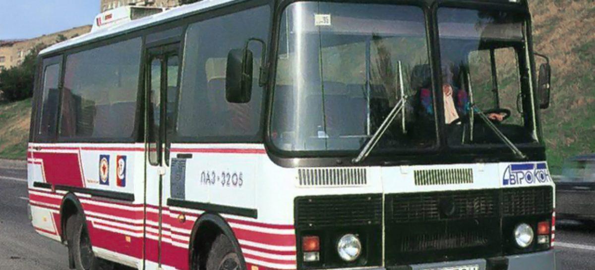 Объем рынка отечественных автобусов снизился