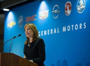 В 2016 году GM представит первый автомобиль с технологией V2V