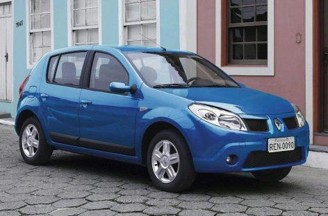 Renault Sandero, Hyundai Solaris, Hyundai Santa Fe, VW Golf, VW Polo популярны на вторичном рынке