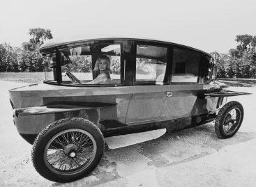 Rumpler Tropfenwagen — чудовище со скоростью 136,5 км/ч