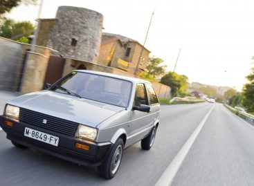 SEAT возвращается в Creme 21 Youngtimer Rallye