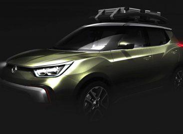 На Парижском автосалоне два новых концепта покажет SsangYong –XIV-Air и XIV-Adventure