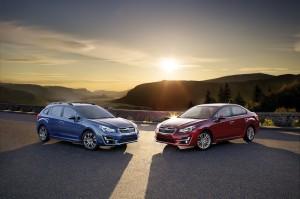 Subaru Impreza WRX и WRX STI