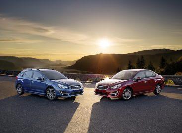 Новые Subaru Impreza будут иметь больше опций