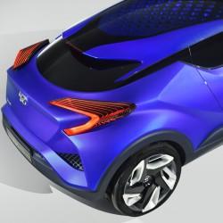 Концепт Toyota C-HR