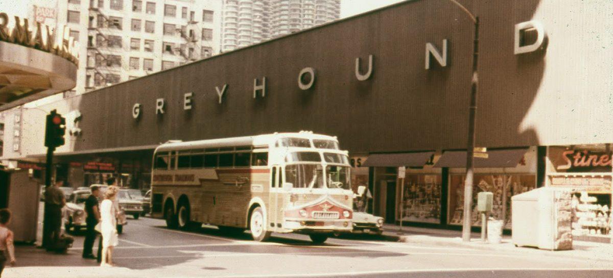Первый трансконтинентальный автобусный маршрут