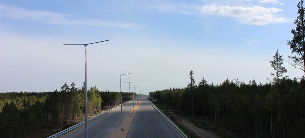 Трасса М11: 750 рублей за 43 километра