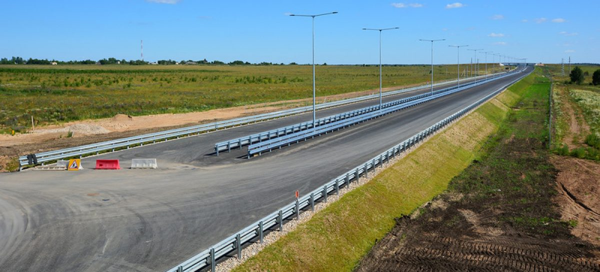 Проезд по платной трассе М11 обойдется в тысячу рублей