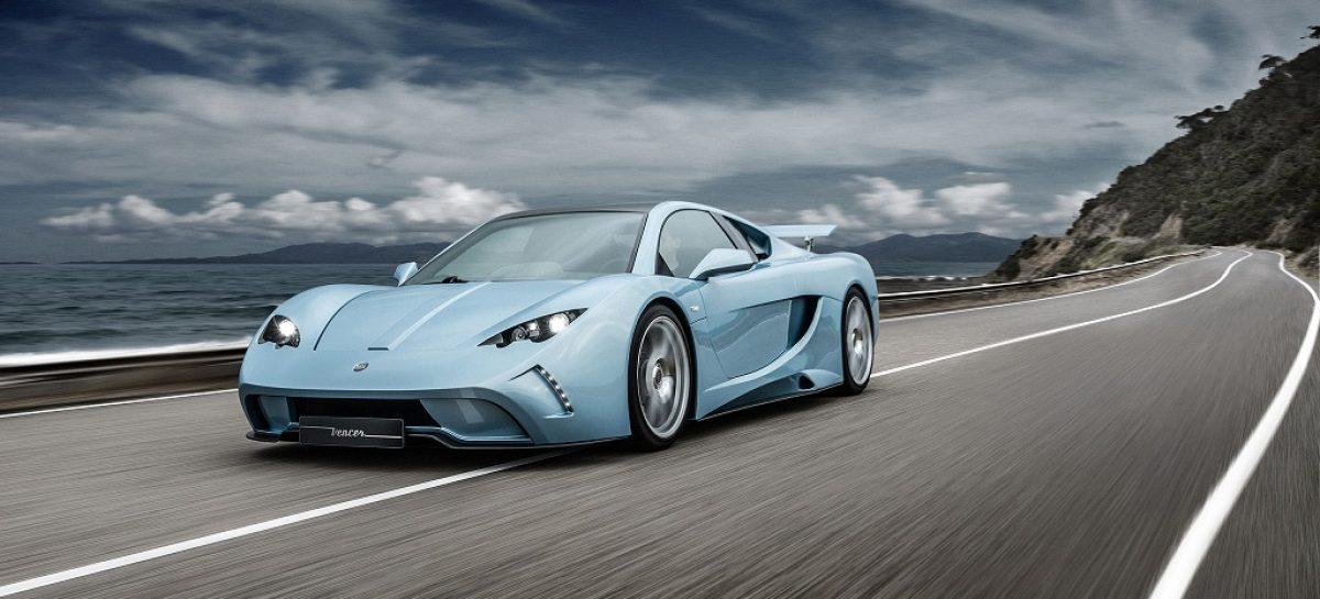 Vencer Sarthe – новый голландский суперкар