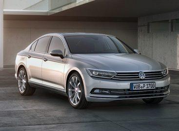 Вышел Volkswagen Passat восьмого поколения