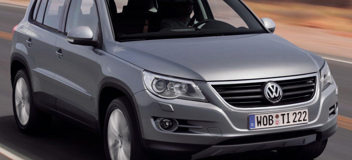 Volkswagen Tiguan с дизелем и механикой подойдет для долгой эксплуатации