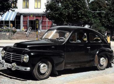 Volvo PV444 — первый экспортный автомобиль шведского автопроизводителя