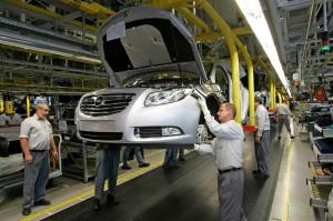 Завод Opel