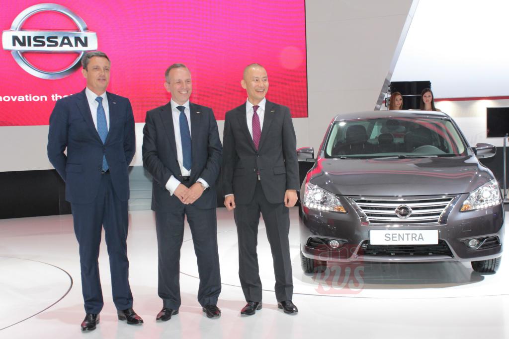 Nissan MIAS presentation