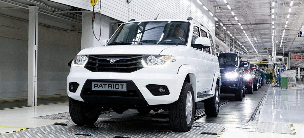 УАЗ пересматривает технологии и разрабатывает новый автомобиль