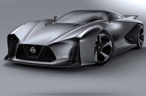 Лучшие концепты: Nissan Concept 2020 Gran Turismo
