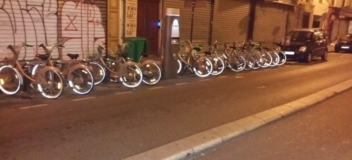 Париж велосипедный