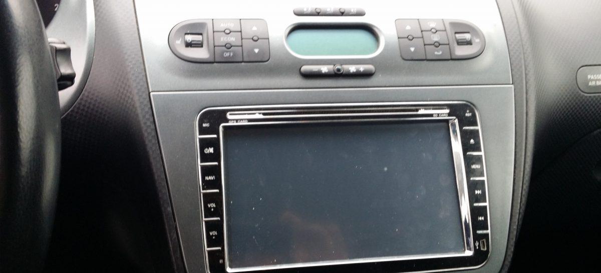 Автомобильный аксессуар для автомобиля: есть магнитола, нет магнитолы