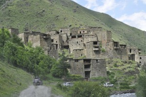Монастырский пещерный комплекс Вардзия