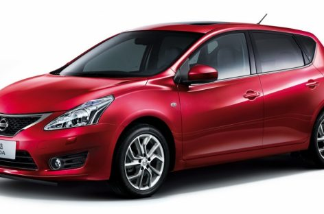 В Ижевске будут собирать новый Nissan Tiida