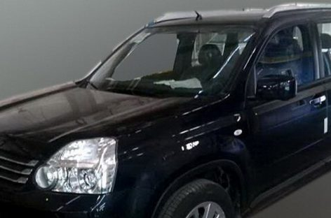 Китайский Dongfeng МХ5 будет копией Nissan X-Trail