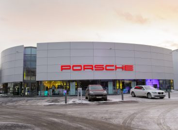 Пир во время чумы: новый автосалон Porsche в Казани